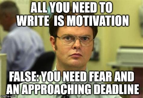 Need Memes - dwight schrute memes imgflip