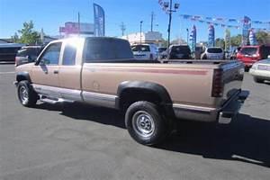 Purchase Used 1994 Chevrolet Silverado 2500 4x4 Turbo Diesel Extended Cab Pickup W  Custom Int