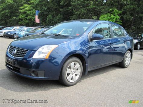 2007 Nissan Sentra 2 0 In Blue Onyx Metallic 680725 Nysportscars Com Cars For Sale In New York