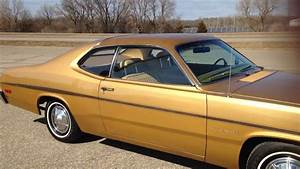 1974 Plymouth Gold Duster Survivor  Now Being Offered For