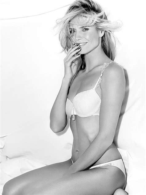 Heidi Klum In Hot Lingerie 9 Photos Thefappening