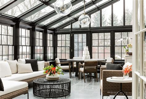 sparkling indoor sunroom furniture  wicker luxury