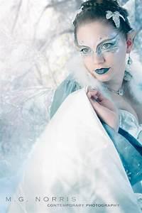 Ice fairy makeup | Fantasy Makeup Ideas | Pinterest