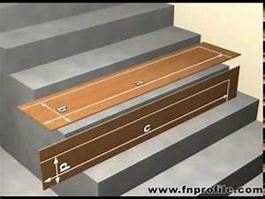 Treppe Fliesen Mit Schiene Anleitung : fn lock on stair treppenabschlussprofile youtube ~ A.2002-acura-tl-radio.info Haus und Dekorationen