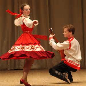 Traditional Russian Folk Dance
