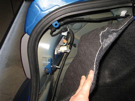 2010 toyota corolla tail light cover 2009 toyota corolla brake light replacement