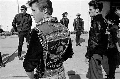 outlaw bikers  photography  danny lyon cvlt nation
