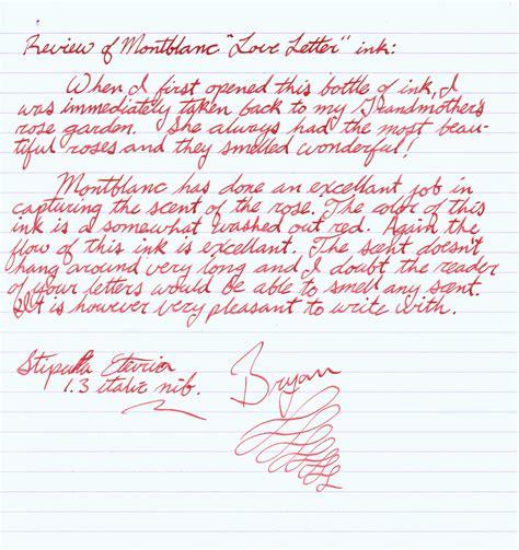 precious love letter themes company design
