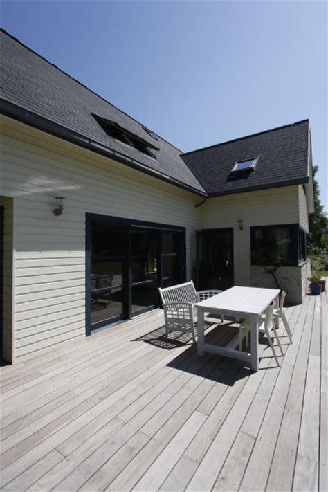 maison en bois calvados construction d une maison en bois massif 224 colleville calvados maisons d int 233 rieur 224 caen