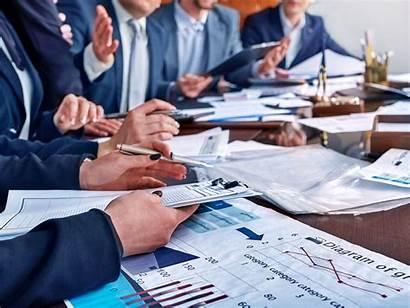 Financial Management Company Office Paper Iac Dubai