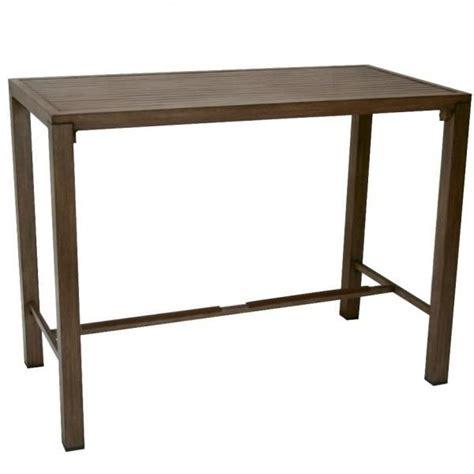 table de cuisine haute pas cher table haute métis achat vente desserte de