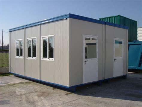 Noleggio Container Uso Ufficio - noleggio monoblocchi prefabbricati edil euganea