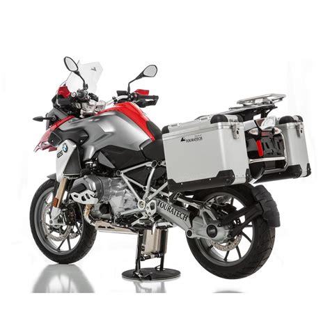 Bmw R 1200 Gs 2019 Modification by Zega Pro Pannier System Bmw R1200gs Adv Water Cooled