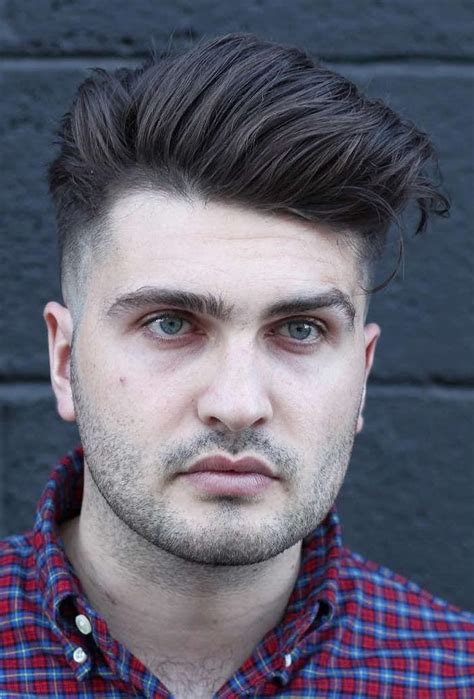 Mens Hairstyles For Faces by 20 Selected Haircuts For Guys With Faces