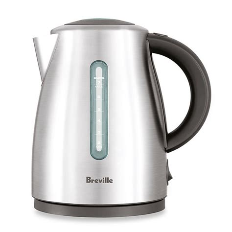 kettle electric breville cordless soft kettles beyond bath bed tea amazon bedbathandbeyond
