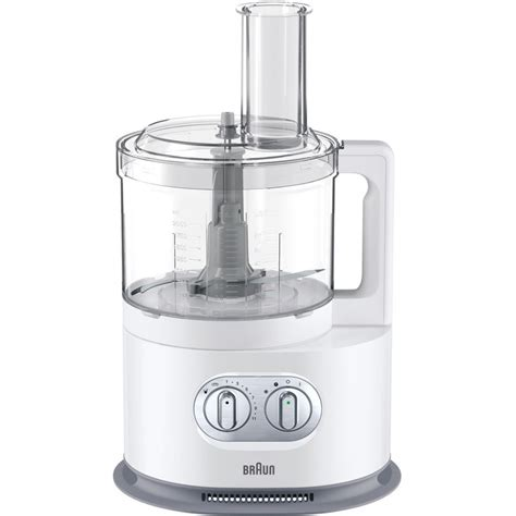 braun fp 5150 food processor white identitycollection