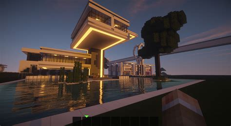 Moderne Häuser Bei Minecraft by Gute Minecraft H 228 User Avec Moderne H 228 User Minecraft Et