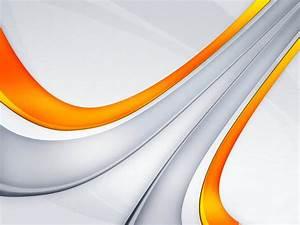 Orange, And, Grey, Wallpaper