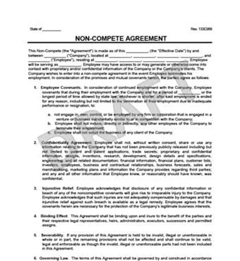 compete agreement create   compete agreement
