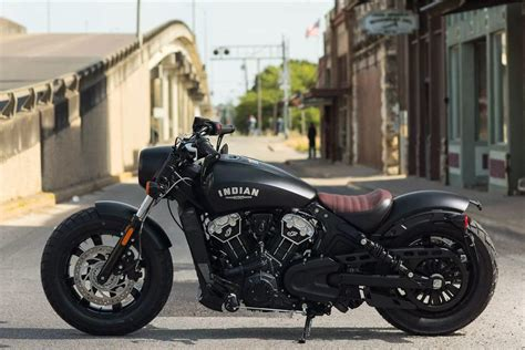 Gambar Motor Indian Scout by Nieuw 2018 Indian Motorcycles Scout Bobber Kort Snel
