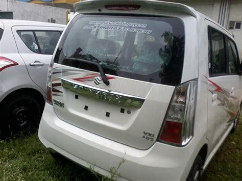 Suzuki Karimun Wagon R Gs Picture by Maruti Suzuki Wagonr Stingray Reaches Dealer Yard Launch