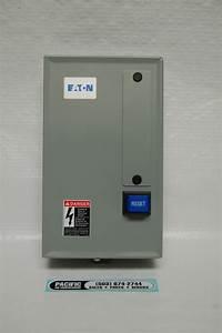 Eaton Magnetic Motor Starter 5hp 230v Single Phase Air