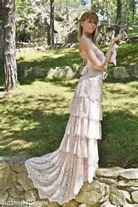 bohemian wedding dress designers blush wedding dress pink lace bohemian wedding dress bridal