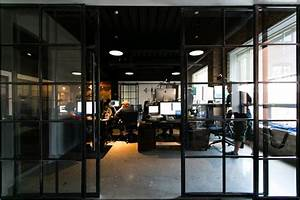 Our brand new industrial offi - MediaMath Office Photo