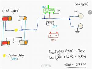 Simple Wiring Diagram Help - Electrical