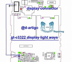 Samsung C3322 Lcd Display Light Ic Solution Jumper Problem