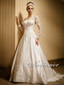 vintage lace wedding dresses with sleeves noviamor lace sleeves floral wedding dress white vintage image 664320 on favim