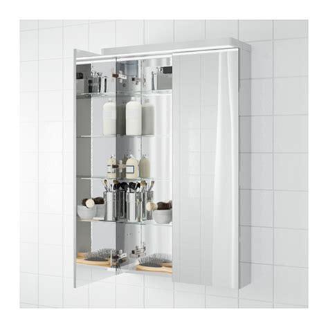 Ikea Bathroom Mirror Godmorgon by Godmorgon Mirror Cabinet With 2 Doors 60x14x96 Cm Ikea