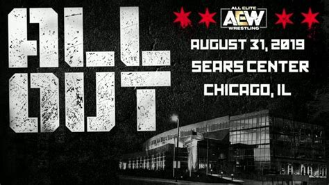 aew announces   event  august   chicago itn wwe