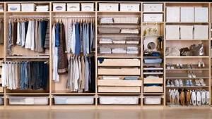 Ikea Meuble Dressing : 10 ambiances de dressing pour shopping addict ~ Dode.kayakingforconservation.com Idées de Décoration