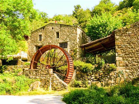 chambre des notaires de moulin à vendre en rhone alpes ardeche magnifique