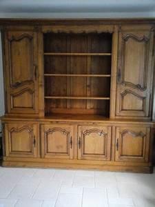 Relooking Meuble Ancien : meuble ancien relooke 7 relooking meuble biblioth232que ~ Melissatoandfro.com Idées de Décoration