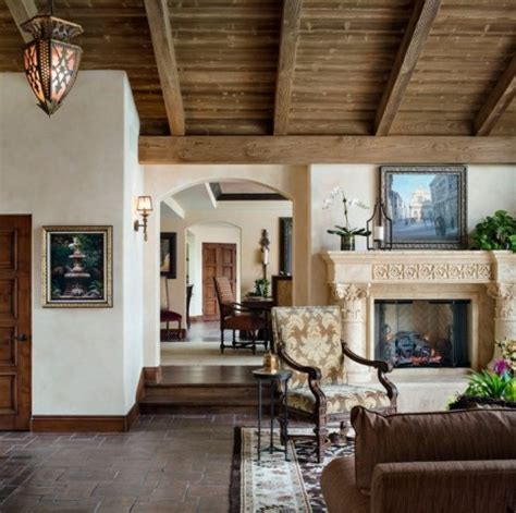 design interior stilul italian sau toscan edifica
