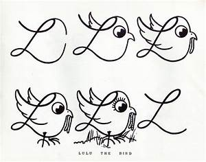 turning handwriting practice into animal illustrations With turn letters into pictures