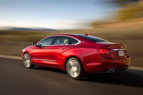 2014 Chevrolet Impala Review, Prices & Specs