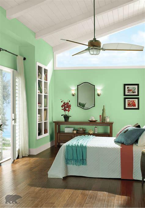 green interior colors inspirations mint green walls