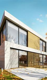 The Square House in Belgium, France by STARH Stanislavov