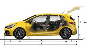 dimensions nouvelle clio r s v 233 hicules renault sport v 233 hicules renault fr