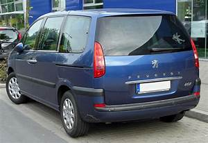 Archivo Peugeot 807 Rear 20100529 Jpg