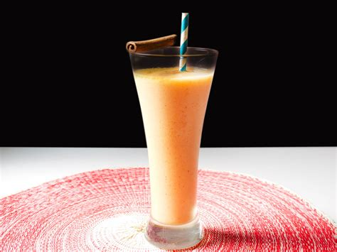 blended alcoholic drinks peachy rum and coconut frozen blended cocktail recipe serious eats