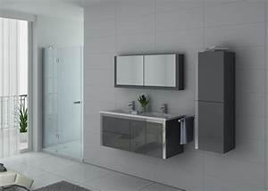 Meuble Salle De Bain Complet : meuble salle de bain ref dis025 1200gt ~ Dailycaller-alerts.com Idées de Décoration