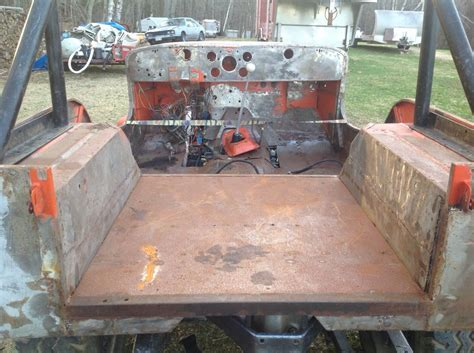 1953 Willys Project CJ3B Jeep For Sale in Jay, ME   $1,200