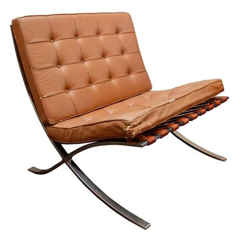 Low price guarantee and expert service for knoll. Vintage Barcelona Chair 1940 at 1stdibs