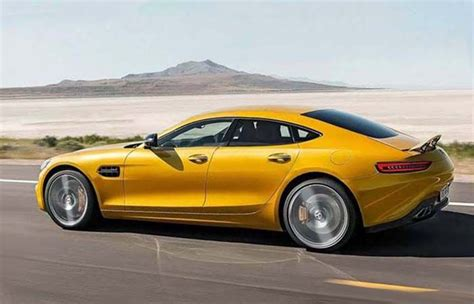 Gt4 Release Date by 2019 Mercedes Amg Gt4 Release Date Changes Features And