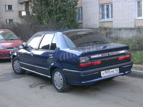Image Gallery Renault 19 Europa
