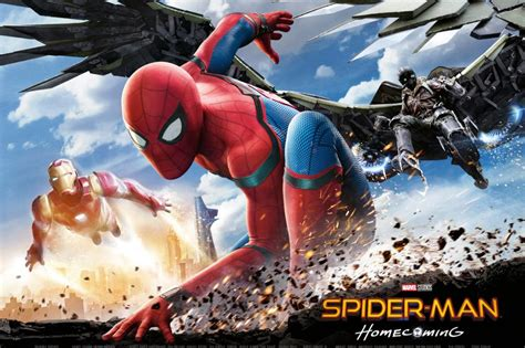 review spider man homecoming blog  film experience